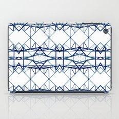 blue iron II iPad Case