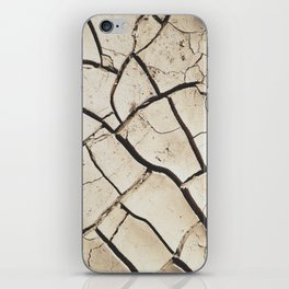 The absence of water iPhone Skin