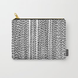 DASH - Poetry of the Pen Series by Cooper & Colleen Carry-All Pouch