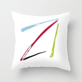 serge-pichii-abstract-00007 Throw Pillow