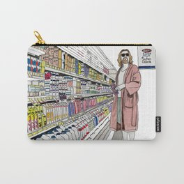 Jeffrey Lebowski and Milk. Carry-All Pouch