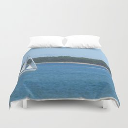 A sea picture Duvet Cover