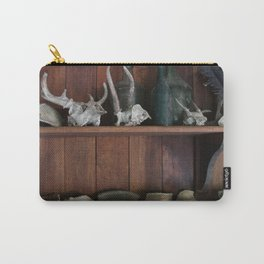 Skulls and Treasure Carry-All Pouch