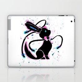 Sylveon Splash Silhouette Laptop & iPad Skin