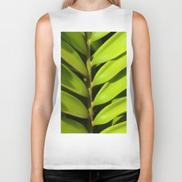 Vegetable balance - Green design Biker Tank