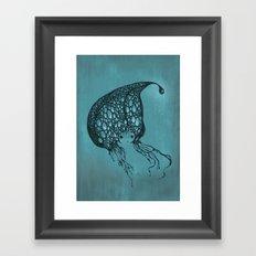 Bulb Framed Art Print