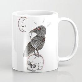 A Crow For Life Coffee Mug