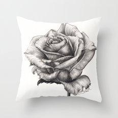 Marilyn Monroe tea Rose Throw Pillow