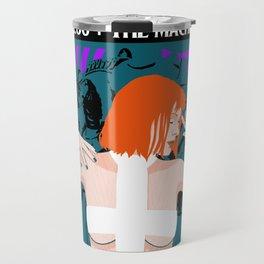 Leeloo and the Macines Travel Mug