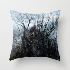 Winter thing Throw Pillow