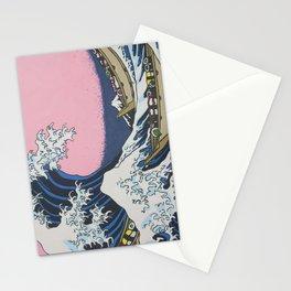 Sushi Waves Stationery Cards