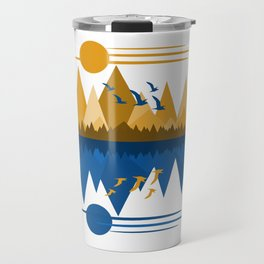 Flying South Travel Mug