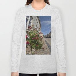 Old City Fredrikstad, Norway II Long Sleeve T-shirt