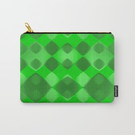 Pattern green 5 Carry-All Pouch