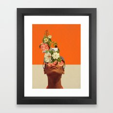 The Unexpected Framed Art Print