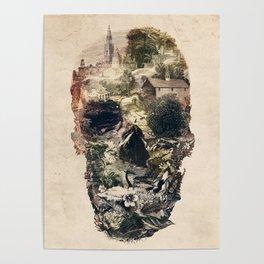 Skull Town Poster