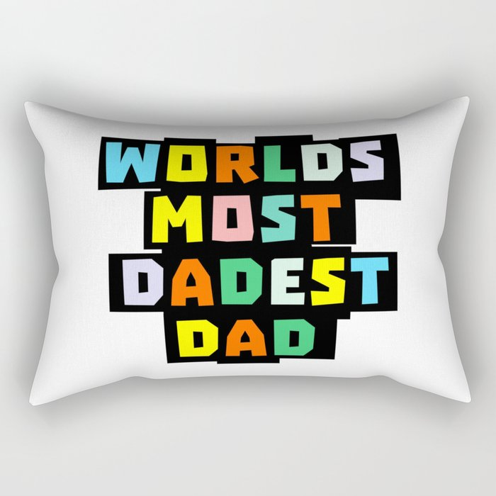 Dad Rectangular Pillow