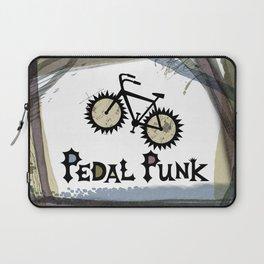 petal punk paint Laptop Sleeve