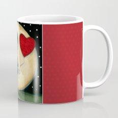 Forever Love - A Vampire Valentine Print Mug