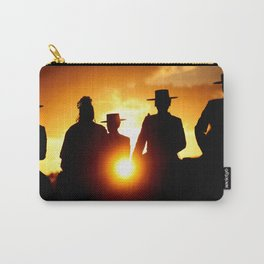 Golden pilgrims Carry-All Pouch
