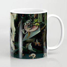 "Hieronymus Bosch ""The Garden of Earthly Delights"" - Hell Coffee Mug"