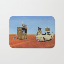 The Outback ATM Bath Mat