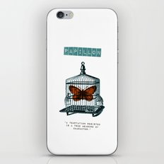 Papillon iPhone & iPod Skin