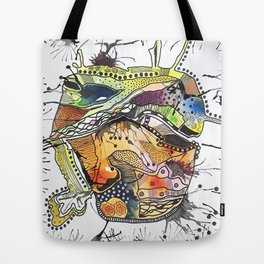 Abstract Explorations 4 Tote Bag