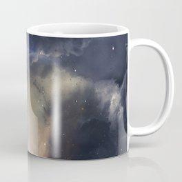 GOLD NEBULA Coffee Mug
