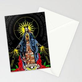 """SANTA MUERTE"" Stationery Cards"