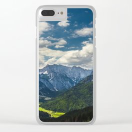 Stunning Julian alps Clear iPhone Case