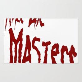 Kill The Masters Rug