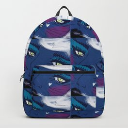 bratty & catty  Backpack
