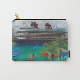 Ride to Paradise, Fantasy Carry-All Pouch