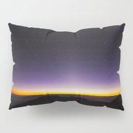 Haleakala Sunrise with Night Stars Pillow Sham
