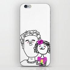 Harrison Baby and Princess Verona iPhone & iPod Skin
