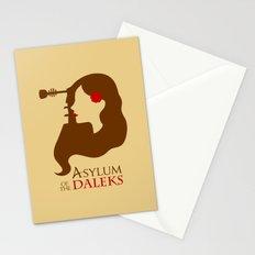 Asylum of the Daleks Stationery Cards