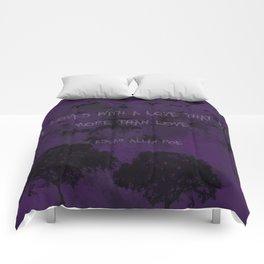 Edgar Allan Poe: Annabel Lee Comforters