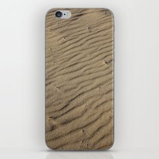 Lines in Sand Color Nature Photo iPhone & iPod Skin