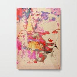 Divas - Veronica Lake Metal Print