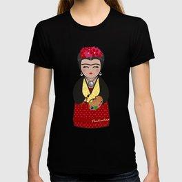 Kokeshi Frida Kahlo T-shirt