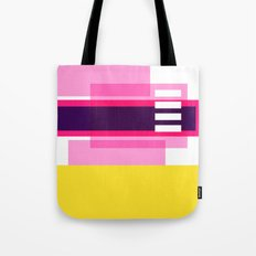 Bright Abstract II Tote Bag