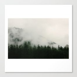 october in the valley v.i Canvas Print