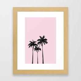 Feeling the Vacations Framed Art Print