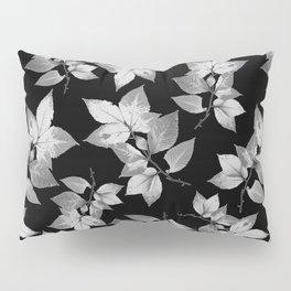 Elegant Leaves Pillow Sham