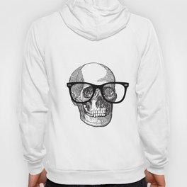 I die hipster - skull Hoody