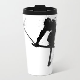 Ski jumper Travel Mug