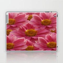 Pink Floral Bouquet Laptop & iPad Skin