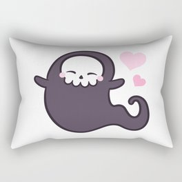 Love Ghost Rectangular Pillow