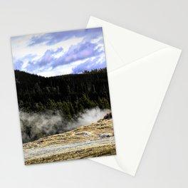 Smoldering Stationery Cards